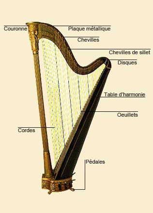 photo de Harpe