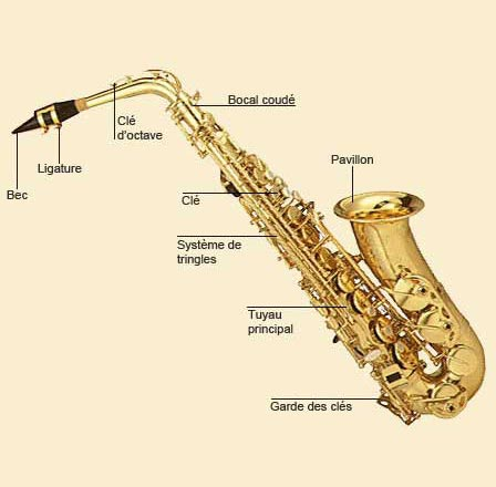 photo de Saxophone alto